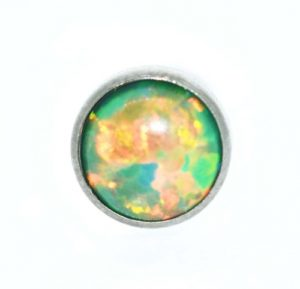 Pinchy's Olive green cab Opal Flat Attachment